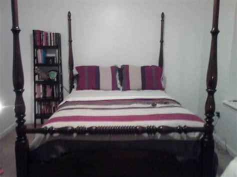 i have an ethan allen bedroom set headboard footboard