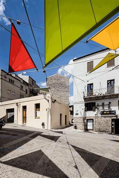 Piano Renzo Alvisi Piazza Kirimoto Sardinia Installation