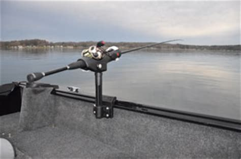 Rod Holders For Ranger Aluminum Boats by Rigging A Multispecies Boat In Fisherman