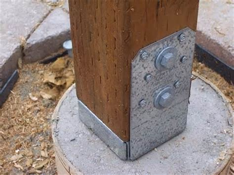 type  anchors  surface mount alum fence  pavers