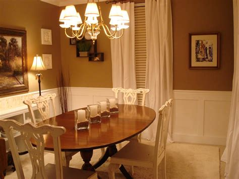 shaker style wainscoting for dining room for the home