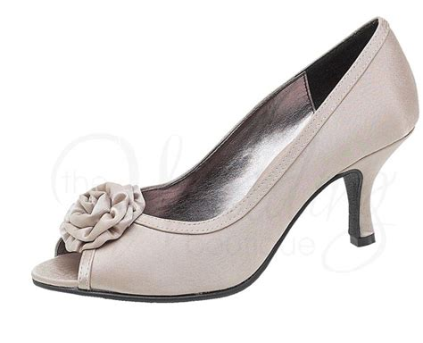 Claudia Z023 Taupe Evening Shoes By Lexus