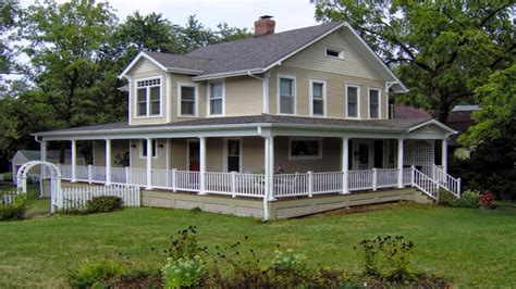 country house with wrap around porch rustic porch ranch house wrap around with wrap around
