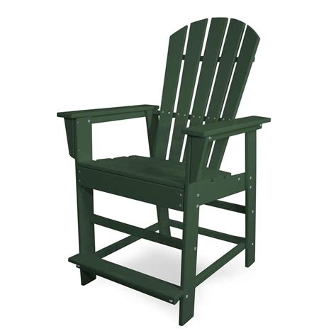 Shop Polywood South Beach Plastic Bar Stool Chair With. How To Build A Patio Slab. Patio Furniture Outlet Indiana. Leaders Patio Furniture In Orlando Florida. Home And Garden Patio Swing