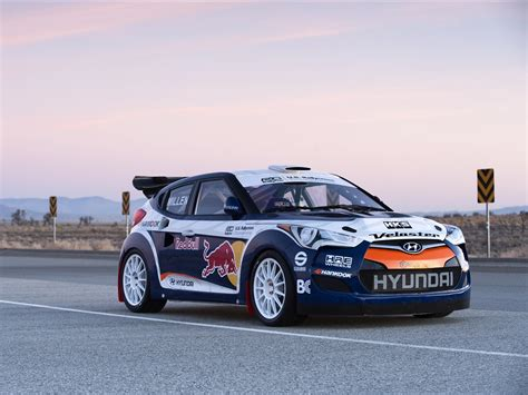 Car Image by Car Pictures Hyundai Veloster Rally Car 2011