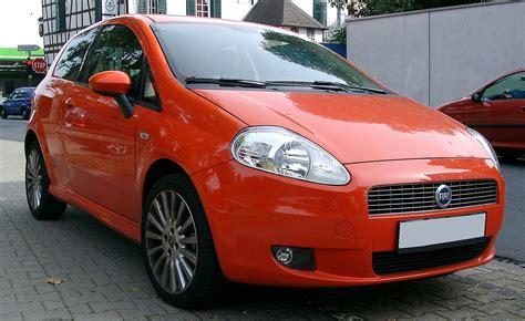 Fiat Punto Type 199 Den Frie Encyklop 230 Di