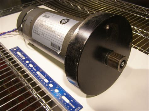 WIND TURBINE GENERATOR 4.25HP AMETEK PERMANENT MAGNET DC ...