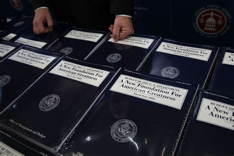 The President's Role in the U.S. Federal Budget Process