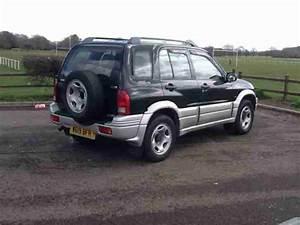 Suzuki 2000 Grand Vitara Tdi Black  Car For Sale