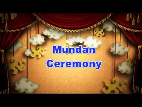 mundan ceremony decoration parth mundan ceremony at mata chintapurni ji part 2