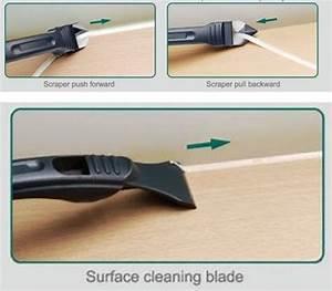 Nozzle Plus Silicone Caulking Tools & Scraper Set
