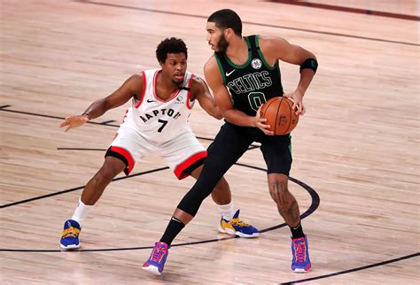 Celtics hold off Raptors in fitting Game 7 finish to reach ...