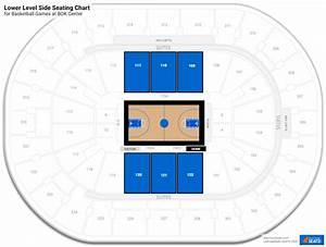 Bok Center Basketball Seating Guide