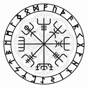 Compas De Vegvisir : vegvisir the magic navigation compass of ancient ~ Melissatoandfro.com Idées de Décoration