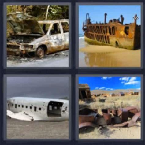 Un Barco 4 Fotos 1 Palabra by 4 Fotos 1 Palabra Barco Oxidado 161 Aqu 237 Tienes La