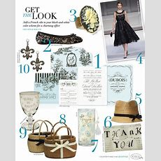 V53 Get The Look  French Connection — Ceci Style