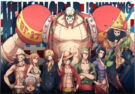 [one Piece Skin Series] {pack 2} Straw Hat Crew In New