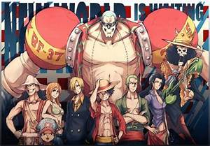 [One Piece Skin Series] {Pack 2} Straw Hat Crew in New ...