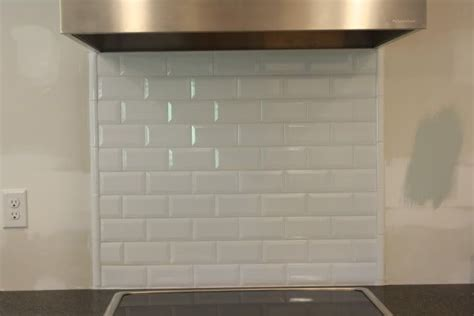 how to do a backsplash in the kitchen how to finish edges of subway tile backsplash tile 9730