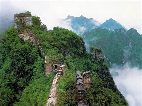 Amazing Great Wall Of China Wallpapers
