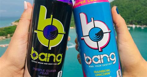 Bang Energy Drinks Pack Low Only Each