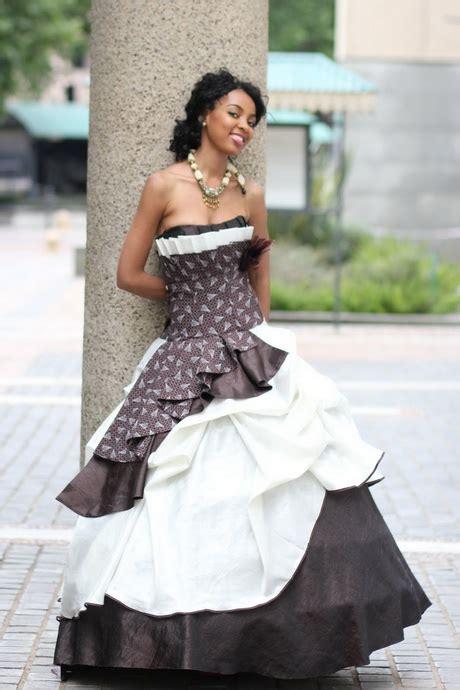 Xhosa traditional wedding dresses