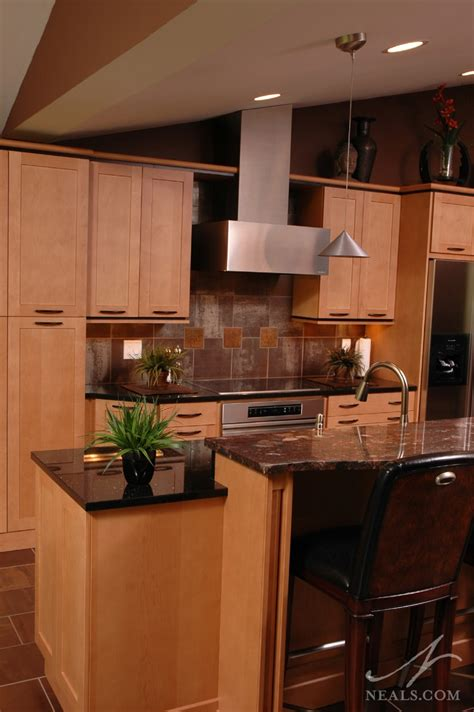 contemporary asian kitchen remodel blue ash