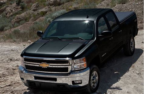 2012 Chevrolet Silverado 2500hd  Overview Cargurus