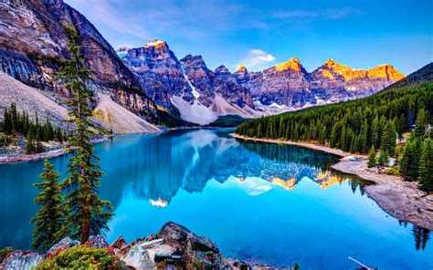 Lake Louise Alberta Canada Travelandliving