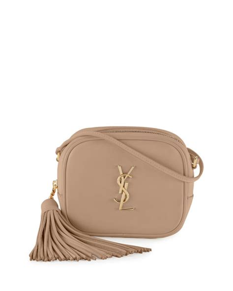 saint laurent monogram blogger crossbody bag neiman marcus