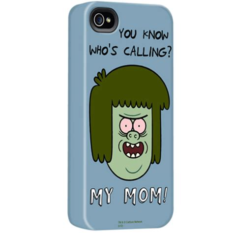 show me a picture of a phone iphone regular show photo 30457048