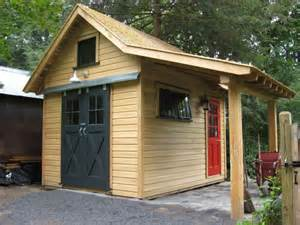 shed style a portfolio of shed designs gardening