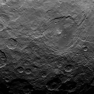 Space Images | Dawn Survey Orbit Image 29
