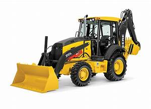 Especifica U00e7 U00f5es Retro Escavadeira John Deere 310l 4x4