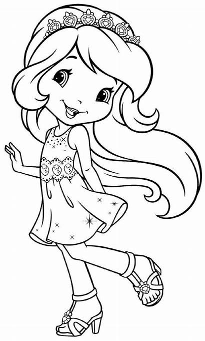 Coloring Pages Cartoon Fun