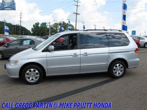 Used 2003 Honda Odyssey Ex-l For Sale