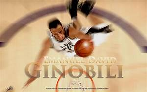 Manu Ginobili wallpaper - SpursReport.com