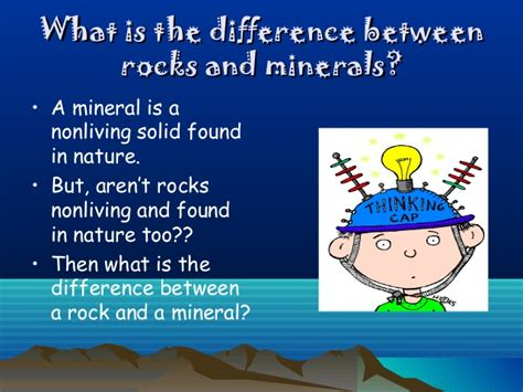 what is the difference between a and a sofa rocks and minerals