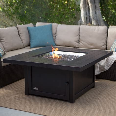 fire pit table sale napoleon square propane fire pit table fire pits at