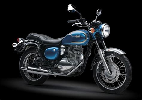 Kawasaki W250 Wallpapers by Tweaked Vintage Kawasaki Estrella Bike India