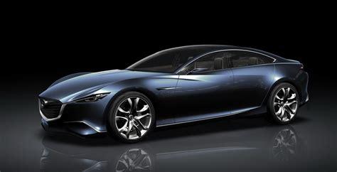 Avenged Car 2018 Mazda Shinari Concept
