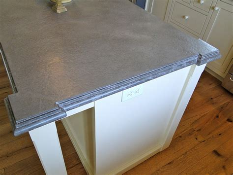 Pour Concrete Countertop In Place by A Primer On Concrete Countertops Precast Vs Pour In Place