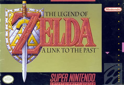 The Legend Of Zelda A Link To The Past For New Nintendo