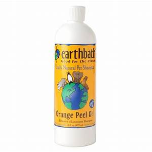 earthbath orange peel oil shampoo for dogs With earthbath dog shampoo