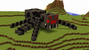 Minecraft Giant Spider Explodes YouTube