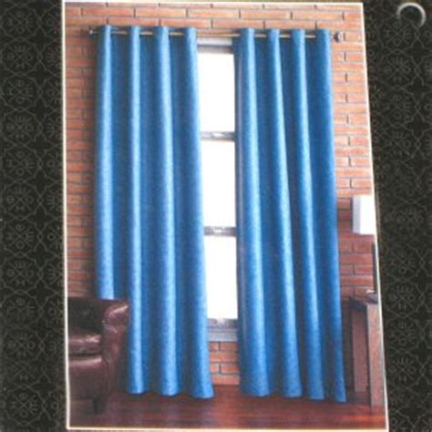 target blue grommet curtains target home blue basketweave set of four window panels 54