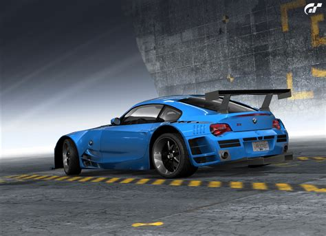 Bmw Z4 M Coupe By Sasuke024