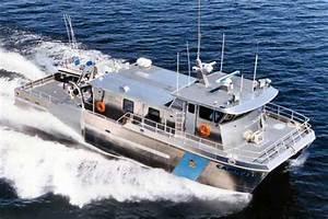 CD408E - 20m Catamaran Fisheries Patrol Boat