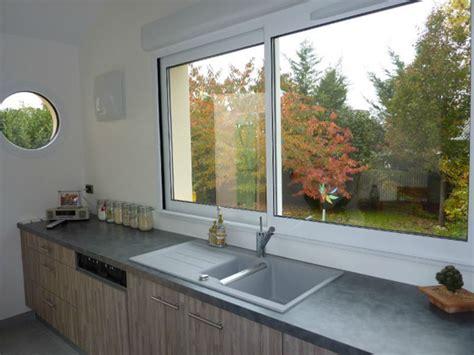 fenetre cuisine coulissante fenêtre coulissante sur mesure fenêtre coulissante de