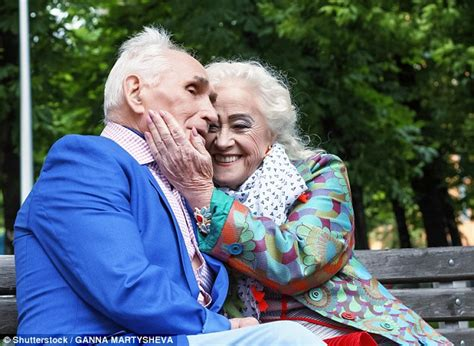 Why Making Love Is Better In Your 90s Than Your 50s
